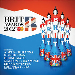 Brit Awards 2012 (CD1)