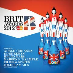 Brit Awards 2012 (CD4)