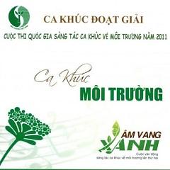 Album Âm Vang Xanh - Những Ca Khúc Về Môi Trường  - Various Artists