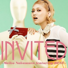 Invited -Maiko Nakamura featuring Best- - Nakamura Maiko