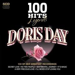 100 Hits Legends (CD5) - Doris Day