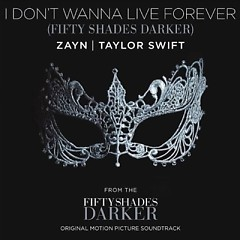 I Don't Wanna Live Forever (Single)