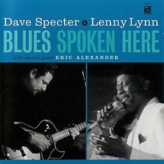 Blues Spoken Here - Dave Specter