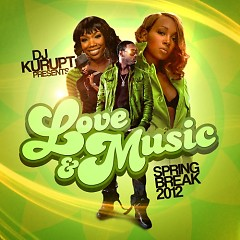 Love & Music (Spring Break 2012) (CD1)