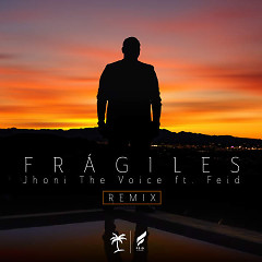 Frágiles (Remix) (Single) - Jhoni The Voice, Feid