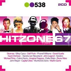 538 hitzone 67 (CD3)