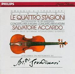 Vivaldi The Four Seasons CD2