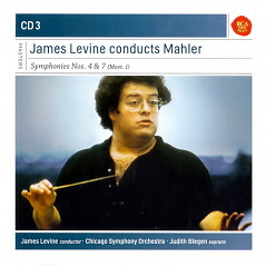 James Levine Conducts Mahler Dics 3