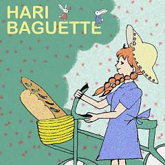하리바게뜨 (Hari Baguette)