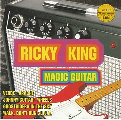 Magic Guitar - Ricky King