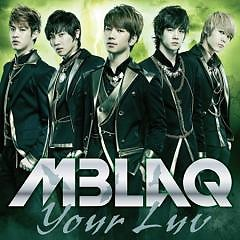 Your Luv (Japanese Single)
