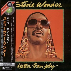Hotter Than July [Japan Paper Sleeve]