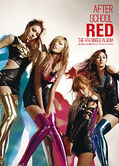 The 4th Single - Red