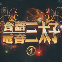 台語電音三太 1/  Tam Thái Tử Của Âm Nhạc Điện Tử Đài Loan 1 (CD1)