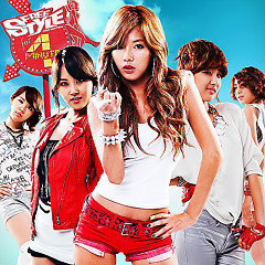 Album Free Style - 4Minute