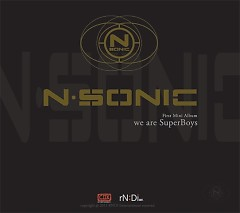 We Are Super Boys (First Mini Album) - N.Sonic