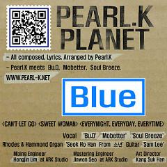 Blue - Pearl.K Planet