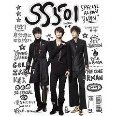 Special Album '3 Man' - SS501