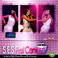 2000 First Concert Album - S.E.S