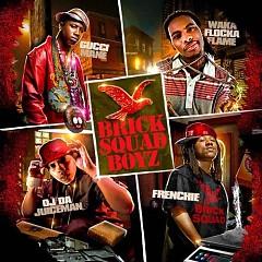 Brick Squad Boyz(CD2)