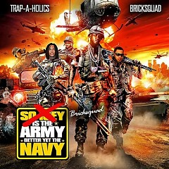 Bricksquad Is The Army Better Yet The Navy(CD2)