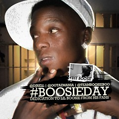 #BOOSIEDAY (CD1) - Lil Boosie