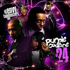 Purple Codeine 24 (CD1)