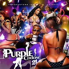 Purple Codeine 21 (CD2)