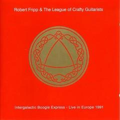 Intergalactic Boogie Express  CD1