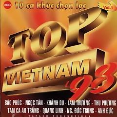 10 Ca Khúc Chọn Lọc (Top Việt Nam 98)