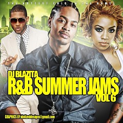 R&B Summer Jams 6 (CD2)