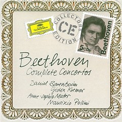 [Beethoven] Complete Concertos (CD3)