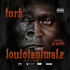 Louisianimalz (CD1)