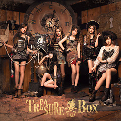 Album Treasure Box (Japanese) - T-ARA