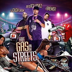Free Gas On Da Streets (CD1)