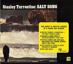 Salt Song (Remaster) - Stanley Turrentine