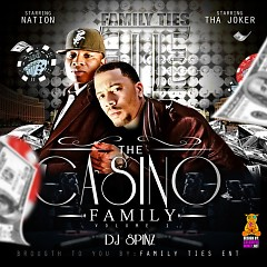 The Casino Family (CD2) - Tha Joker,Nation