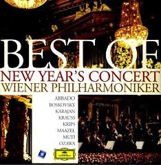 Best Of New Year's Concert Wiener Philharmoniker (CD 2)