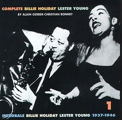 Complete Billie Holiday Lester Young (1937-1946) (CD6)