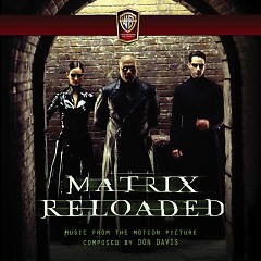The Matrix Reloaded (Limited) CD1 OST (P.2)