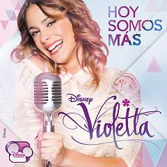 Violetta OST  - Hos Somos Mas