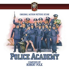 Police Academy (Limited Edition) OST (P.2) - Robert Folk
