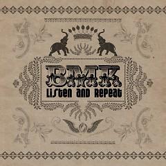 Listen & Repeat - BMK