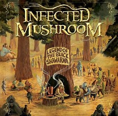 Legend of the Black Shawarma - Infected Mushroom