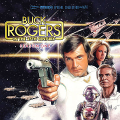 Buck Rogers In The 25th Century Season One  OST (CD3) - Stu Phillips