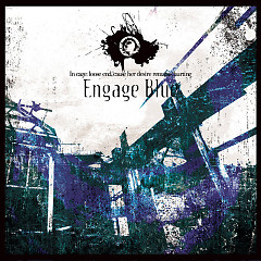 In cage: loose end, 'cause her desire remains hurting - Engage Blue