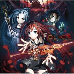 SCARLET WINGS - ELISA