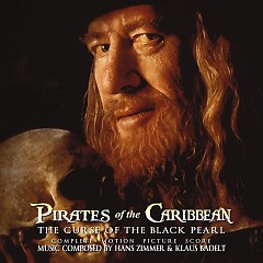 Pirates Of The Caribbean The Curse Of The Black Pearl OST (Complete Score) (CD1) (P.3) - Hans Zimmer,Klaus Badelt