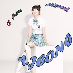 I Am Diffrent - A-Jeong