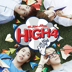 Hi High (1st Mini Album) - 